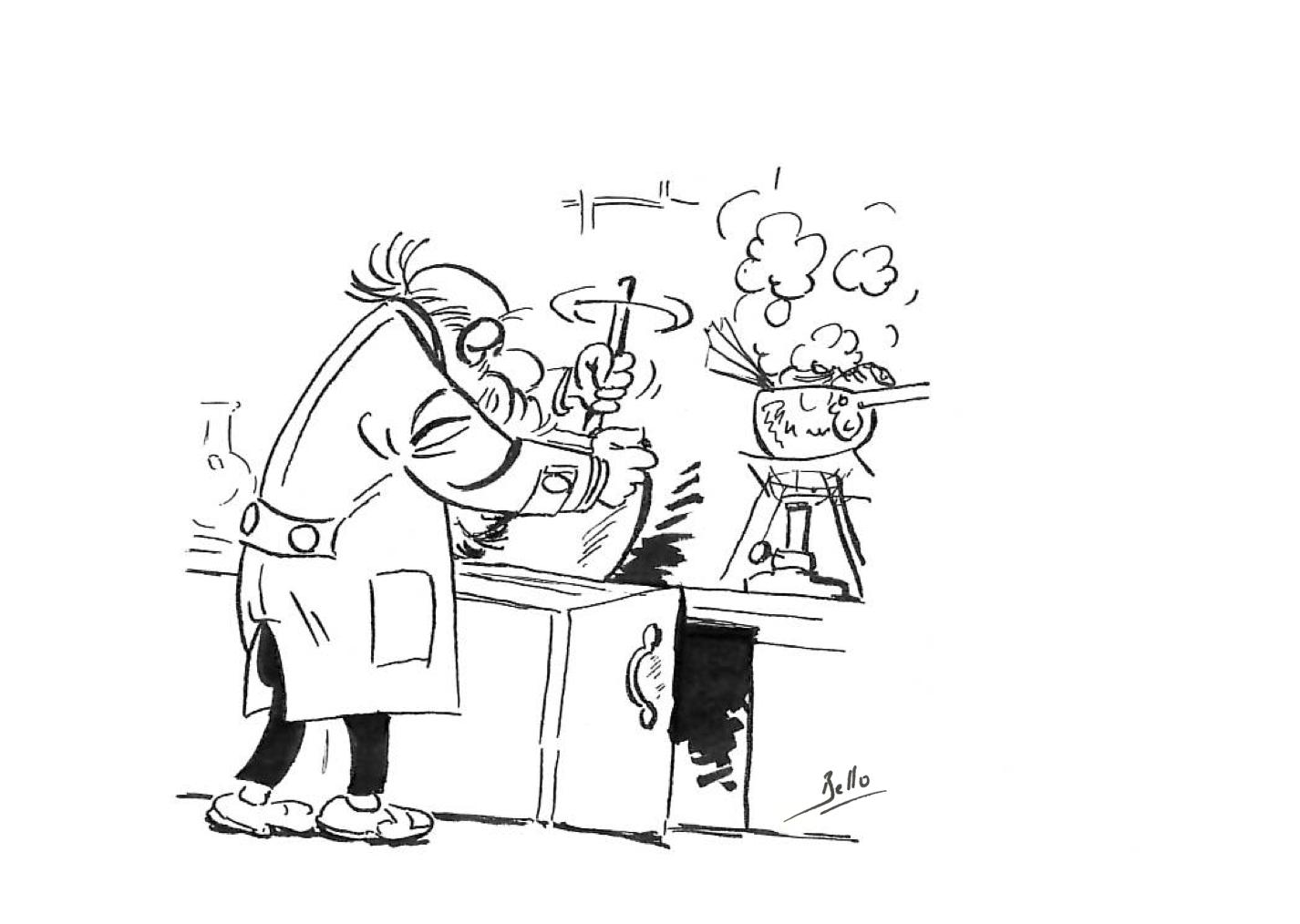 Pr. Plantefolle prépare la bouillie bordelaise - Roses Guillot®